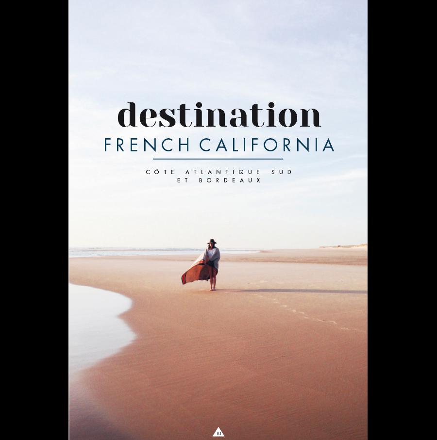French california, lamaisonE, caroline gomez, Livres, Voyage, Livre de voyage, Âme, Âme bordeaux,